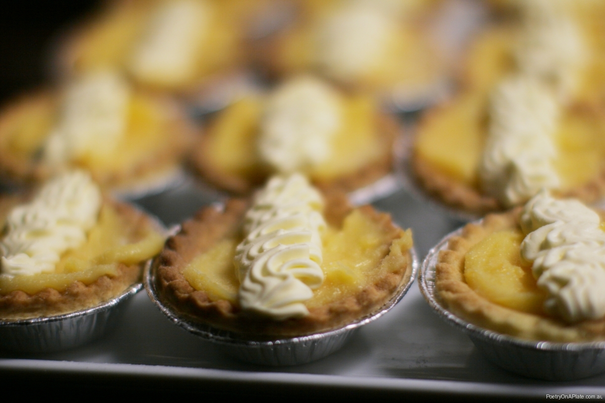 Best ever Lemon Curd Tarts!